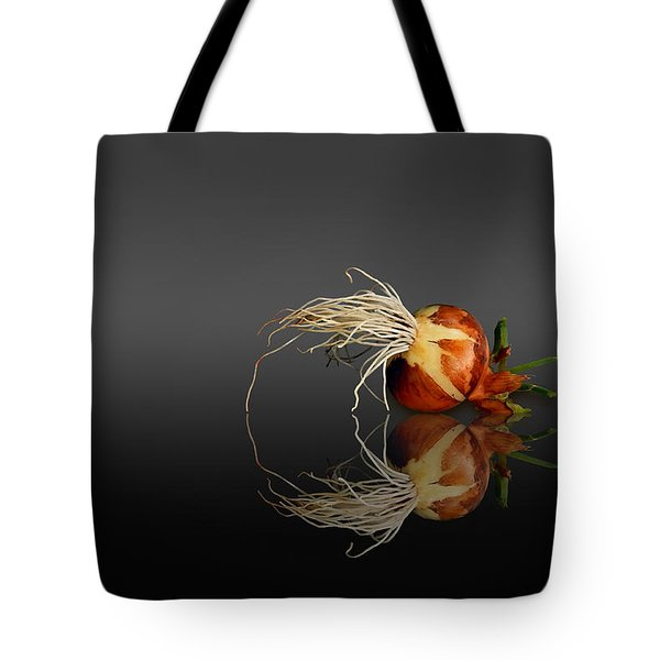 Reflected Onion No. 3 Tote Bag
