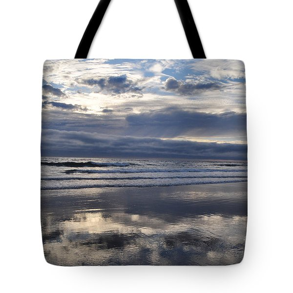Reflected Sky Tote Bag