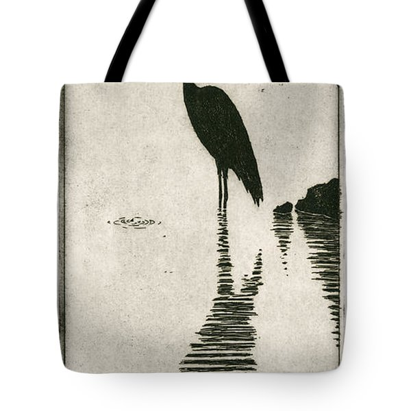 Reflecting Tote Bag by Charles Harden