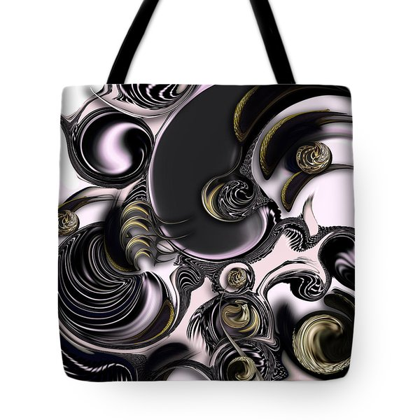 Reflecting Creation Tote Bag