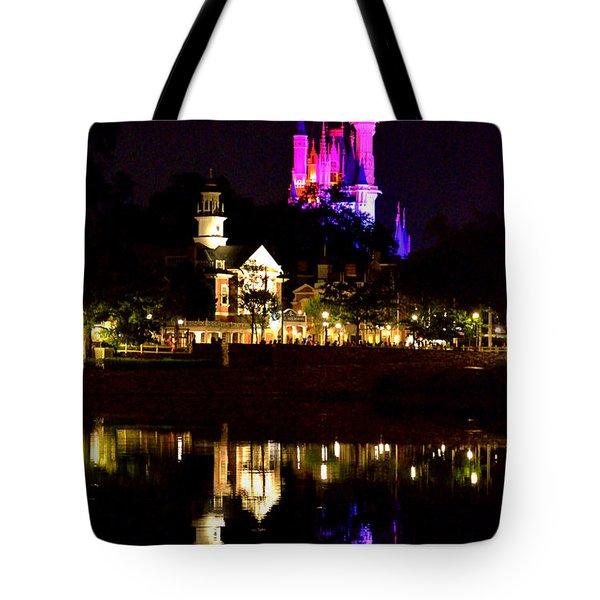 Reflecting Dreams Tote Bag