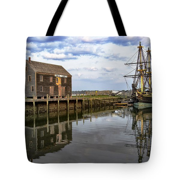 Reflecting Moment Tote Bag