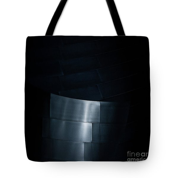 Reflecting On Gehry Tote Bag
