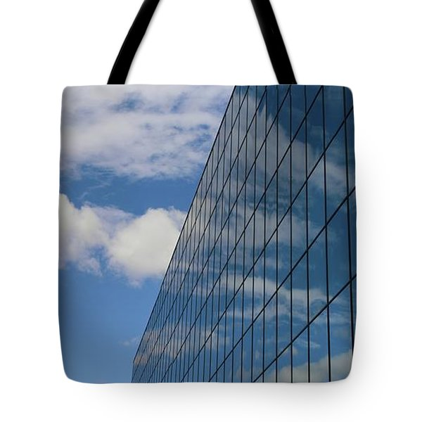 Reflecting On Today Tote Bag