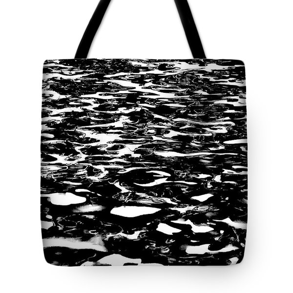 Reflecting Patterns Tote Bag