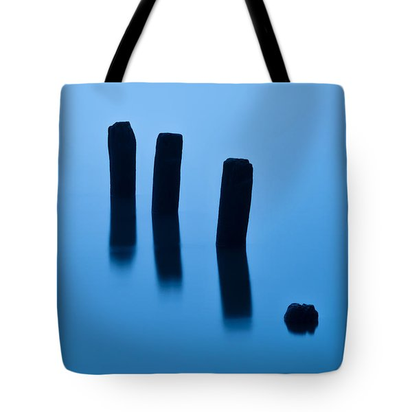 Reflecting Serenity - I Tote Bag