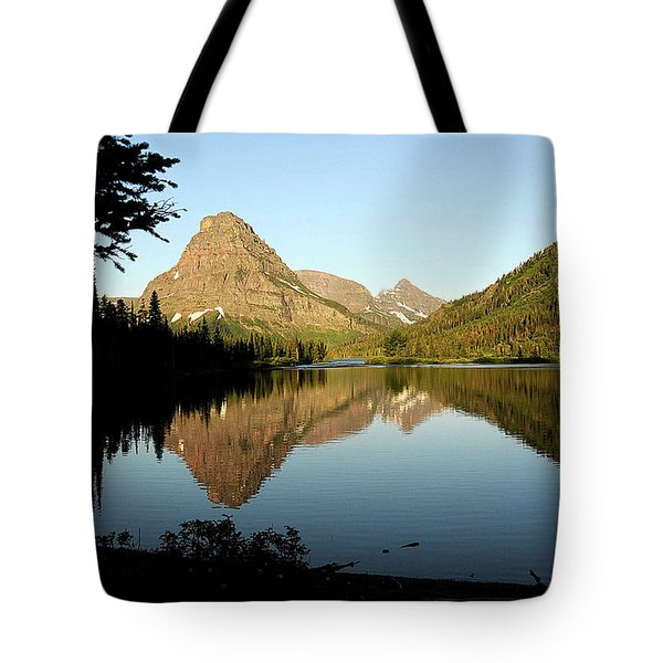 Reflection 2 Tote Bag