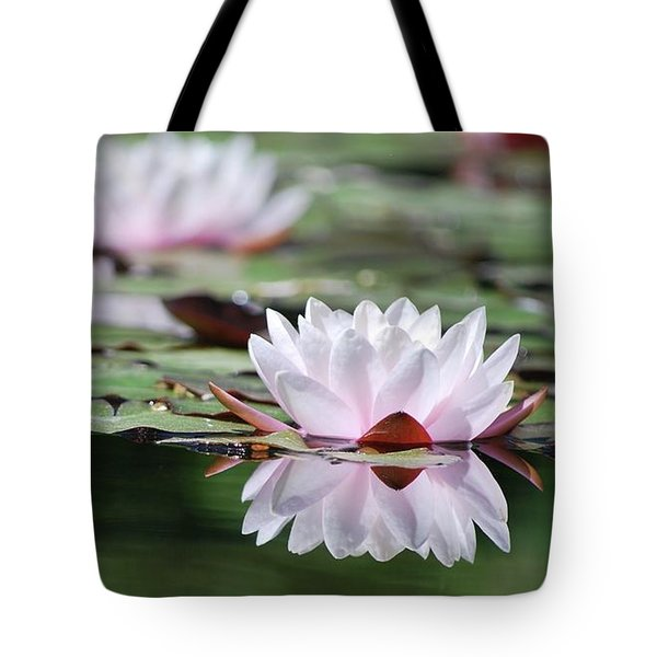 Tote Bag featuring the photograph Reflection by Amee Cave