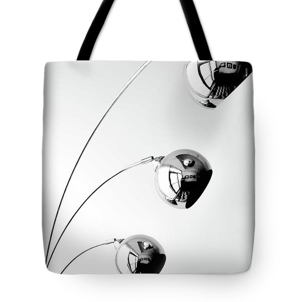 Reflection And Refraction 2 Tote Bag by Alex Galkin