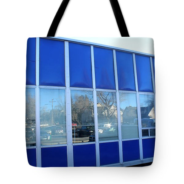 Tote Bag featuring the photograph Reflection by Beauty For God