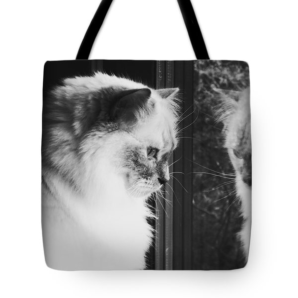 Reflection Tote Bag by Karen Stahlros