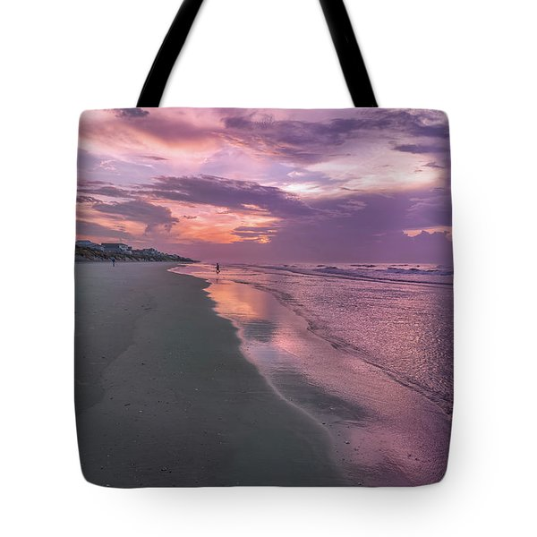 Reflection Of The Dawn Tote Bag