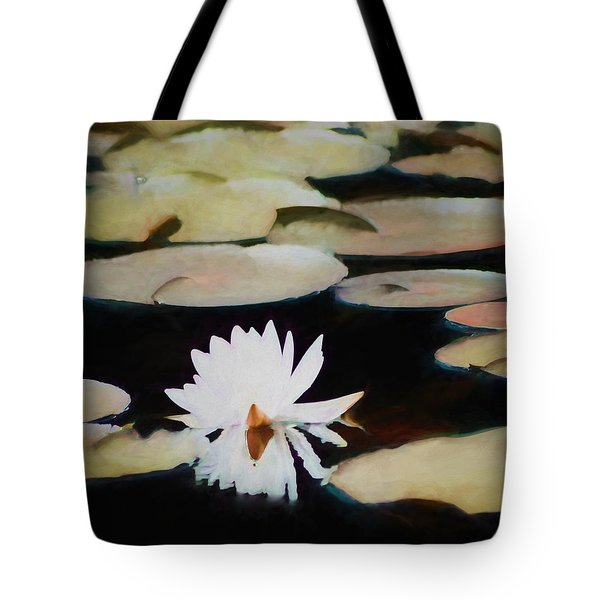 Reflection Pond Tote Bag
