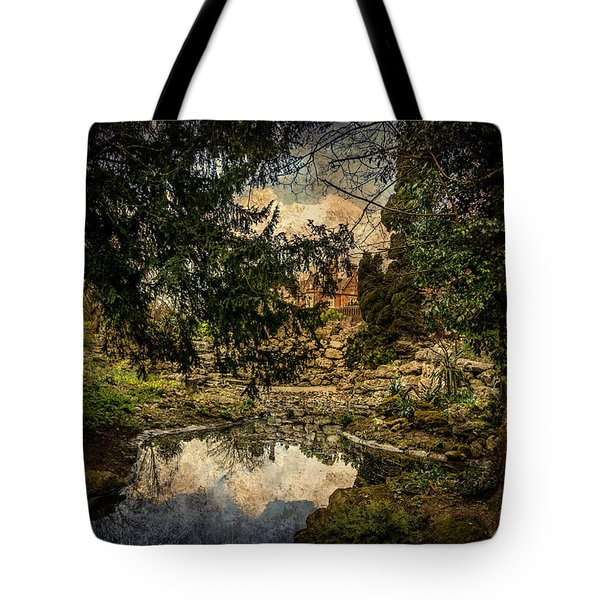 Tote Bag featuring the photograph Reflection by Ryan Photography