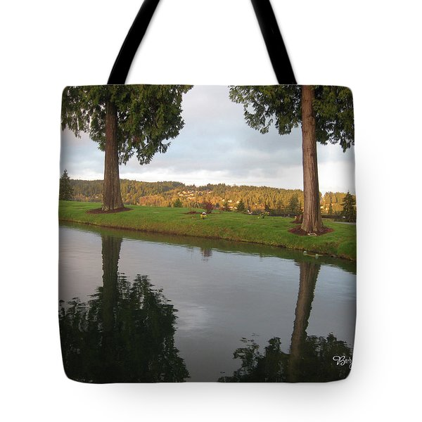Reflections #183 Tote Bag