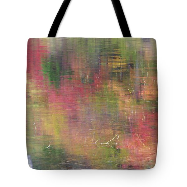 Reflections Tote Bag by Catherine Alfidi