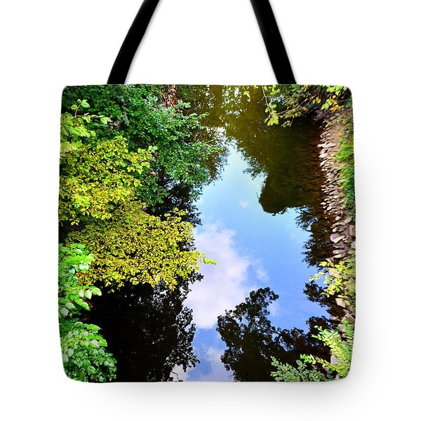 Tote Bag featuring the photograph Paradigm Shift by EDi by Darlene