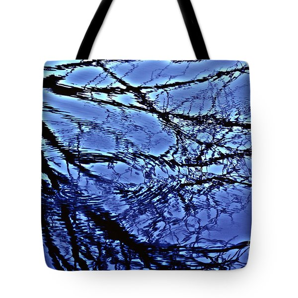 Reflections Tote Bag by Joanne Smoley