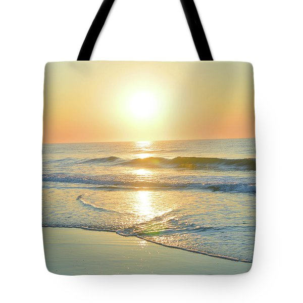 Reflections Meditation Art Tote Bag