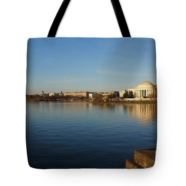 Reflections  Tote Bag by Megan Cohen