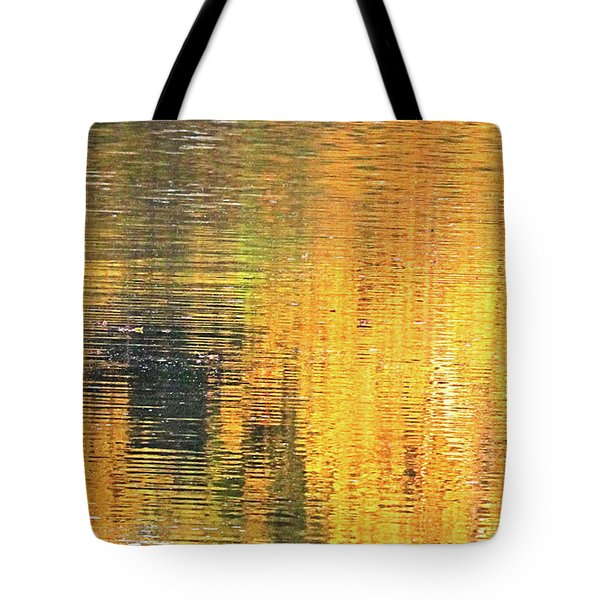 Reflections Of A Sunrise Tote Bag