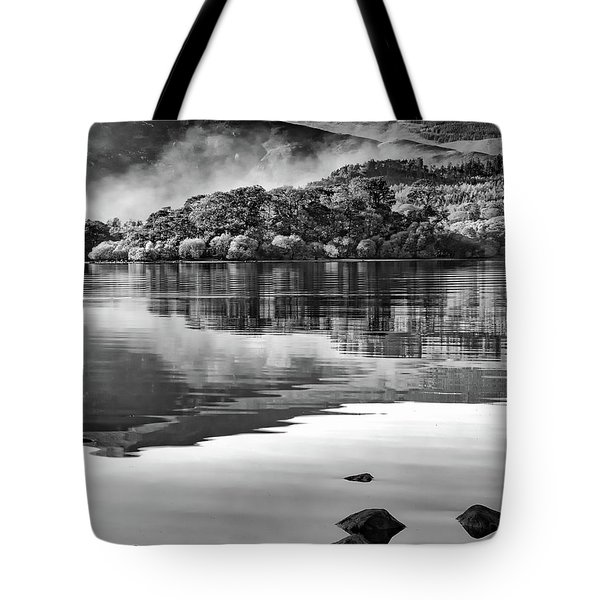 Reflections Of Derwent Tote Bag