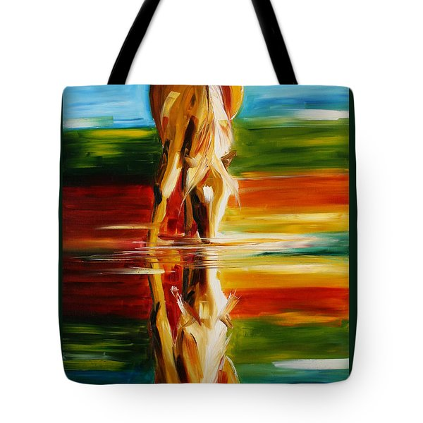 Reflections Of Glory Tote Bag