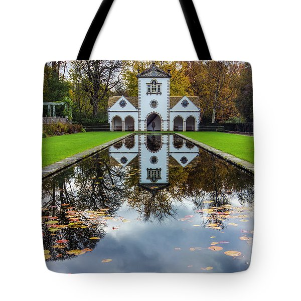 Reflections Of Life Tote Bag