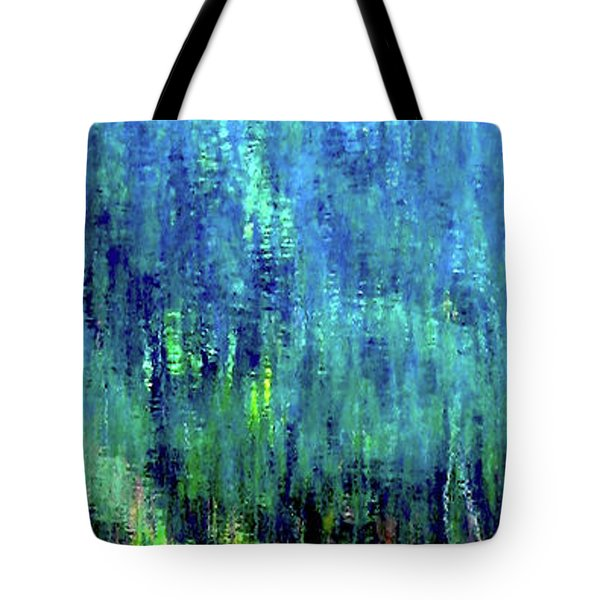 Reflections Of Monet 8155 H_12 Tote Bag