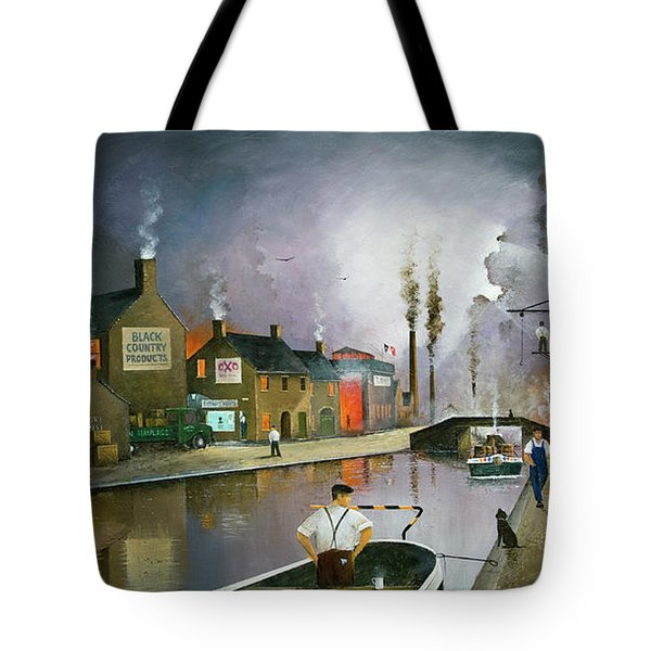 Reflections Of The Black Country Tote Bag