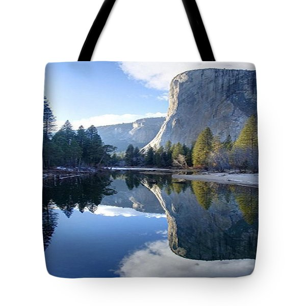 Reflections Tote Bag by Rod Jellison