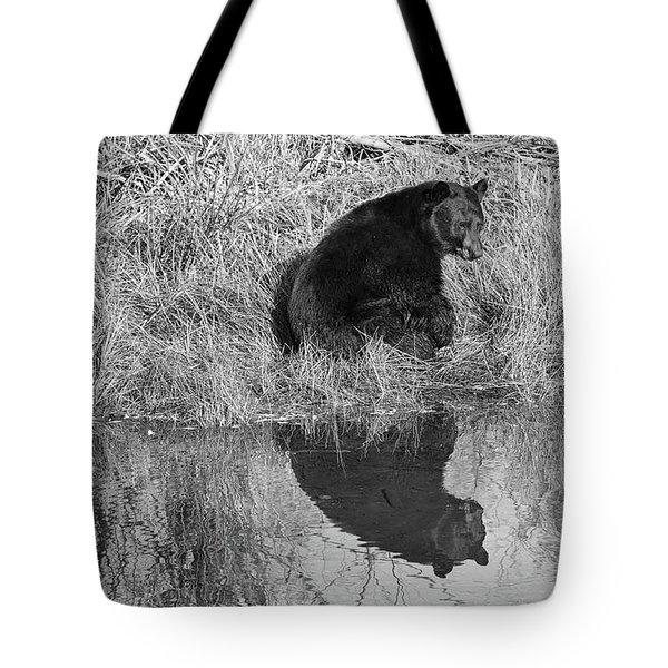 Reflective Tote Bag