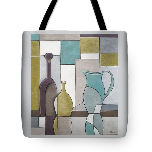 Reflectivity Tote Bag by Trish Toro