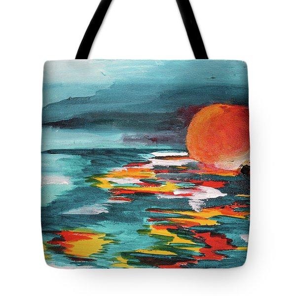 Reflectsun Tote Bag