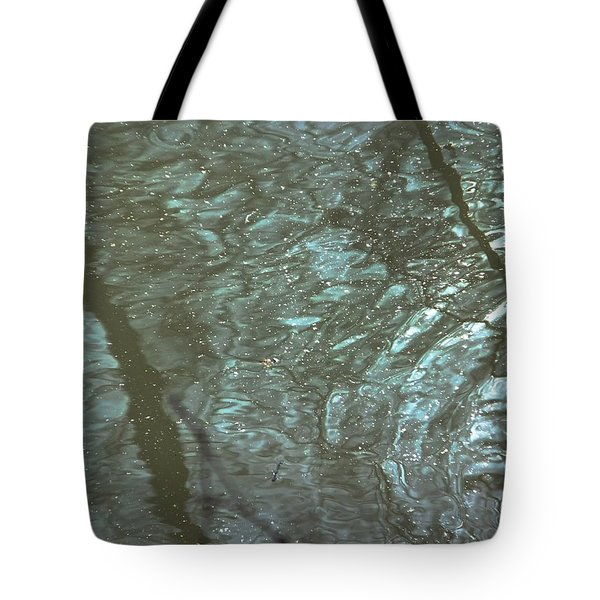 Tote Bag featuring the photograph Reflets Feeriques 2 by Marc Philippe Joly