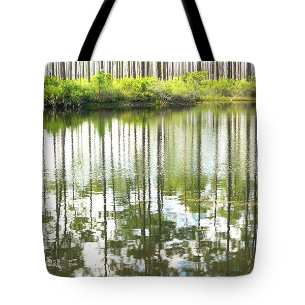 Reflex Lake Tote Bag