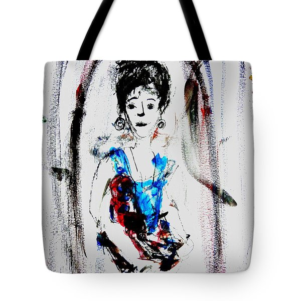 Reflextion Tote Bag