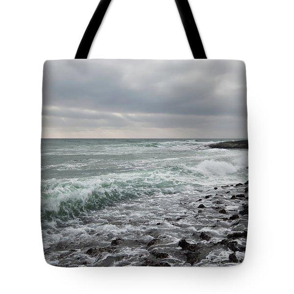 Reflux Tote Bag by Edgar Laureano