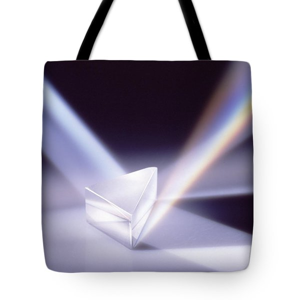 Refraction 2 Tote Bag