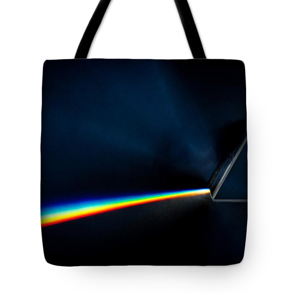 Refraction  Tote Bag