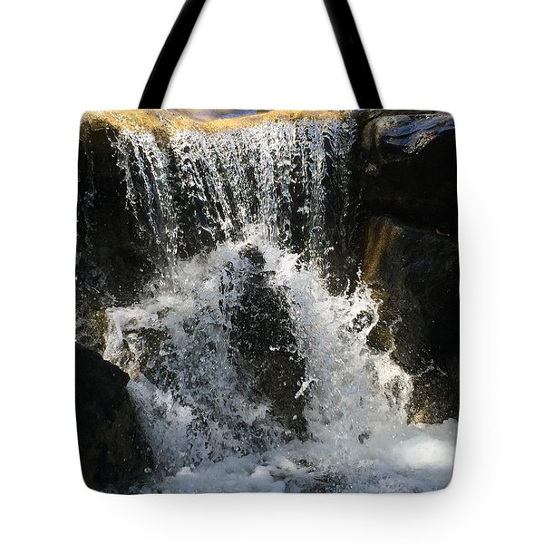 Refresh Tote Bag by Russell Keating