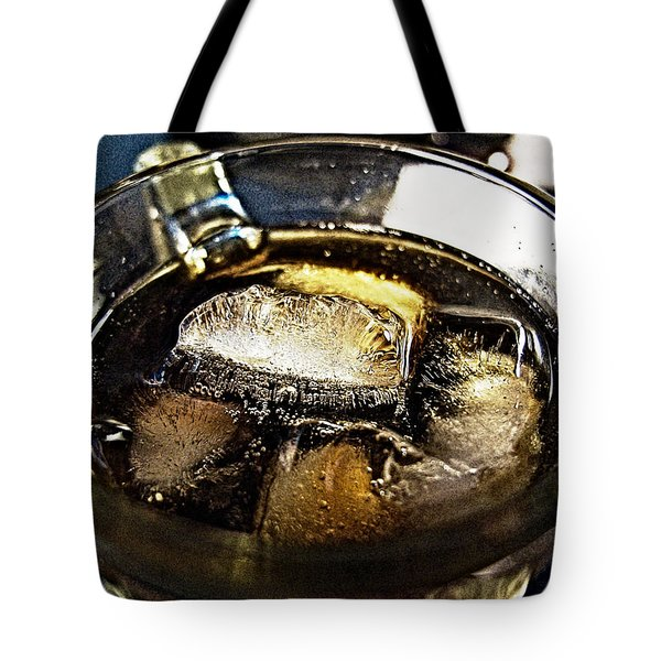 Refreshing Drink Tote Bag