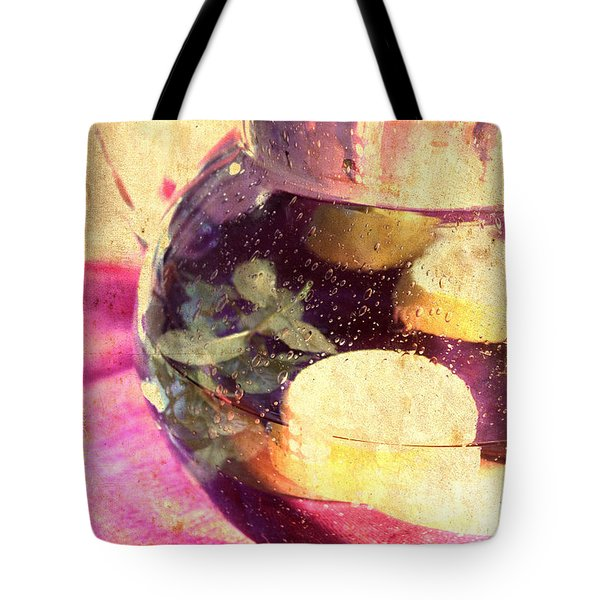 Refreshment Tote Bag