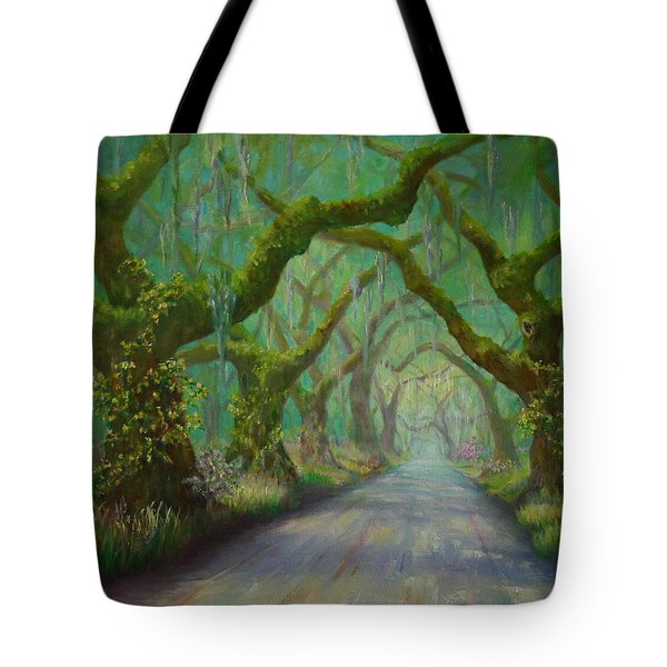 Regalia Tote Bag by Dorothy Allston Rogers