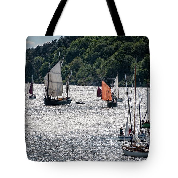 Regatta Time Tote Bag