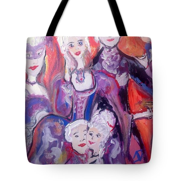 Regency Encore Tote Bag