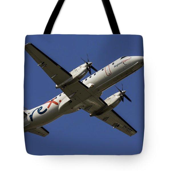 Regional Express Saab 340 Tote Bag
