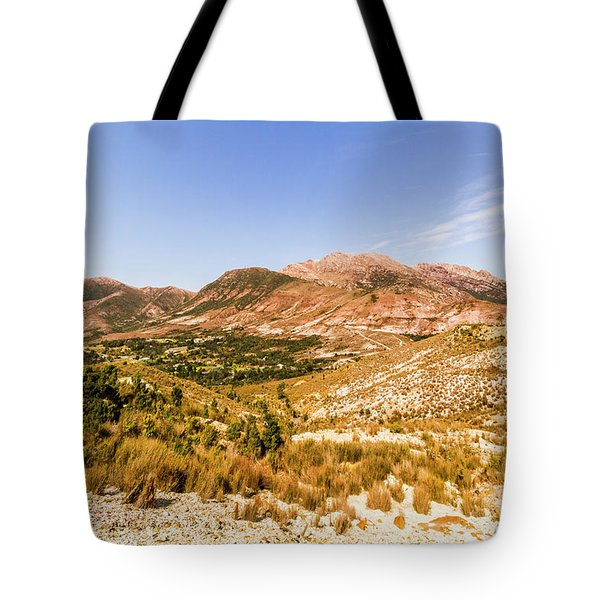 Regional Ruggedness Tote Bag