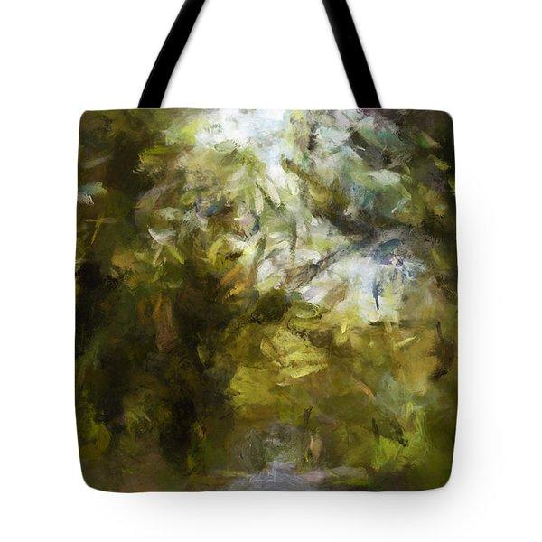 Regnskog Tote Bag