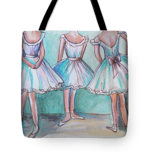 Rehearsal Tote Bag